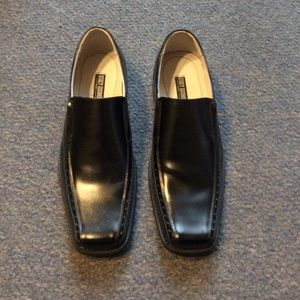 Stacy Adams Leather Loafers Slip on Shoes NWOT 12